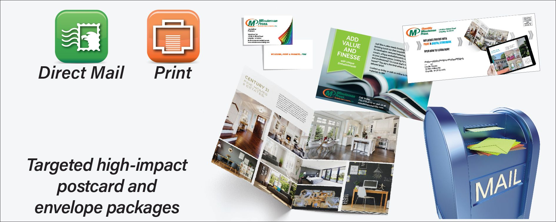 Print & Direct Mail