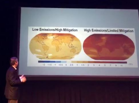 Climate Change Speaker Event Video