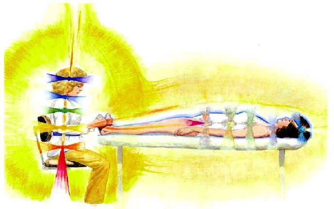 Healing with the Human Energy Field- To Harmonize the Body, Mind and Spirit
