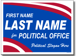 The Effectiveness of a Lawn Sign