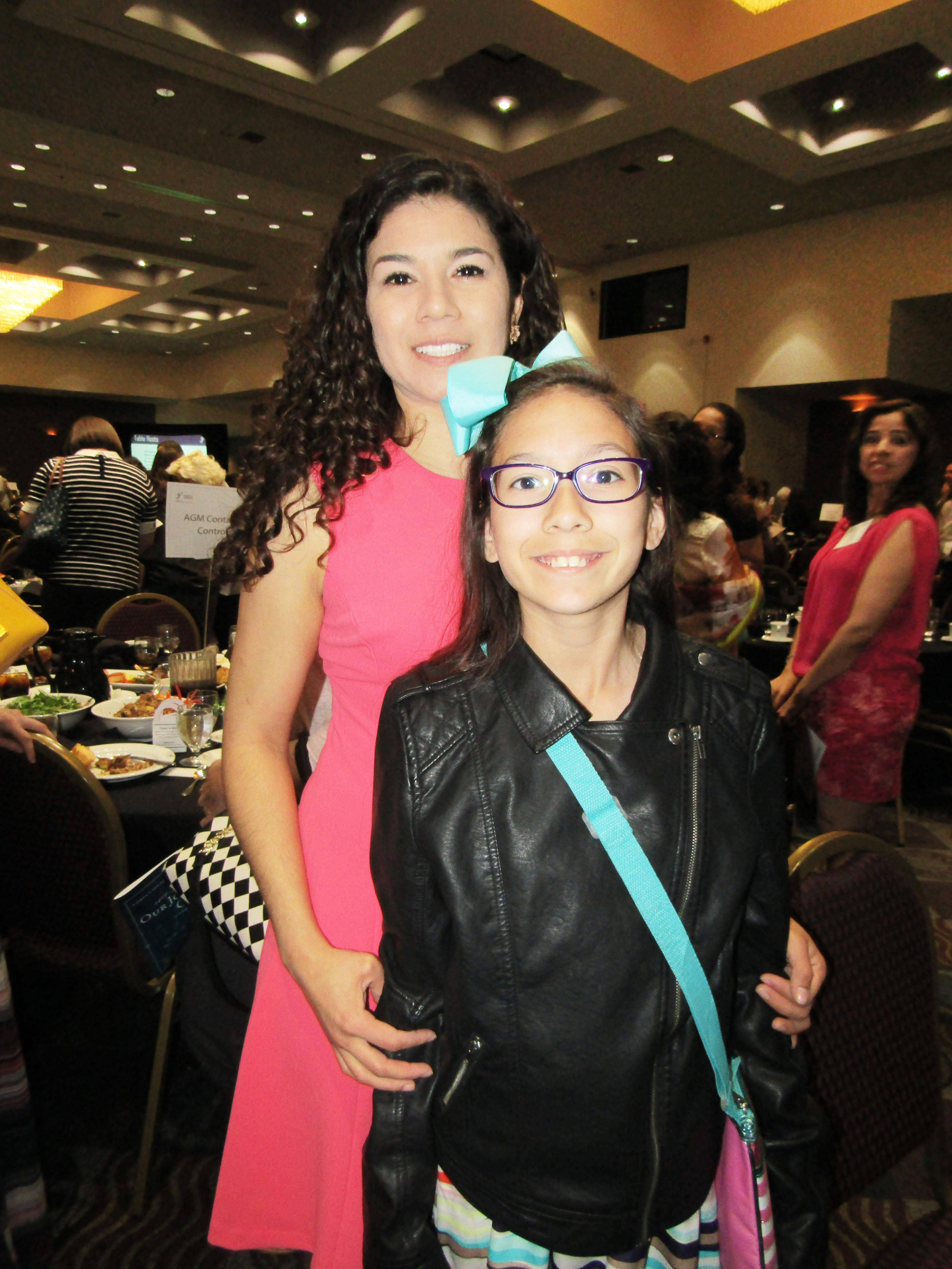 –Alexa Ramirez (Primavera Foundation Her Family program participant, new homeowner, and Primavera Foundation grantee speaker at the 2017 Women's Foundation Southern Arizona Annual Luncheon)