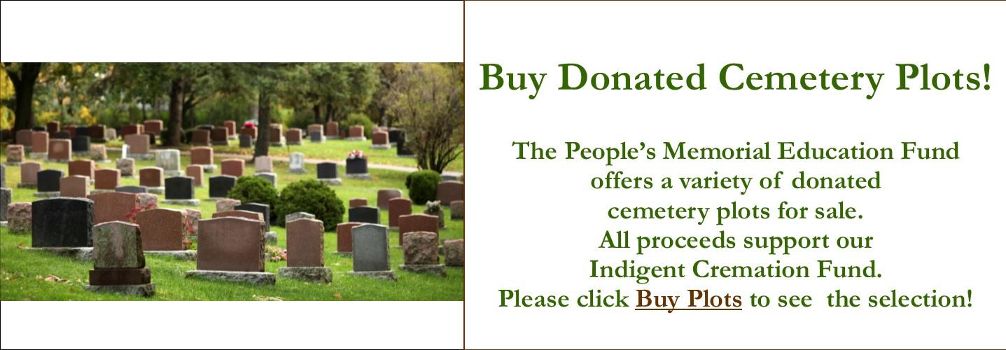 Cemetery Plot 2015
