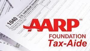AARP Tax-Aide Help