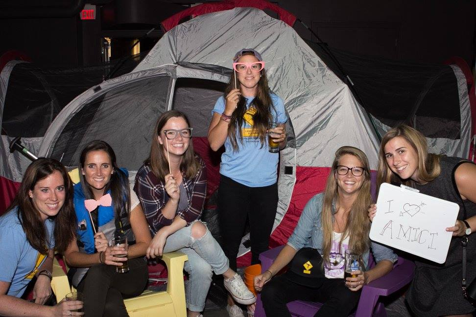 YPC's The Great Outdoors 2016