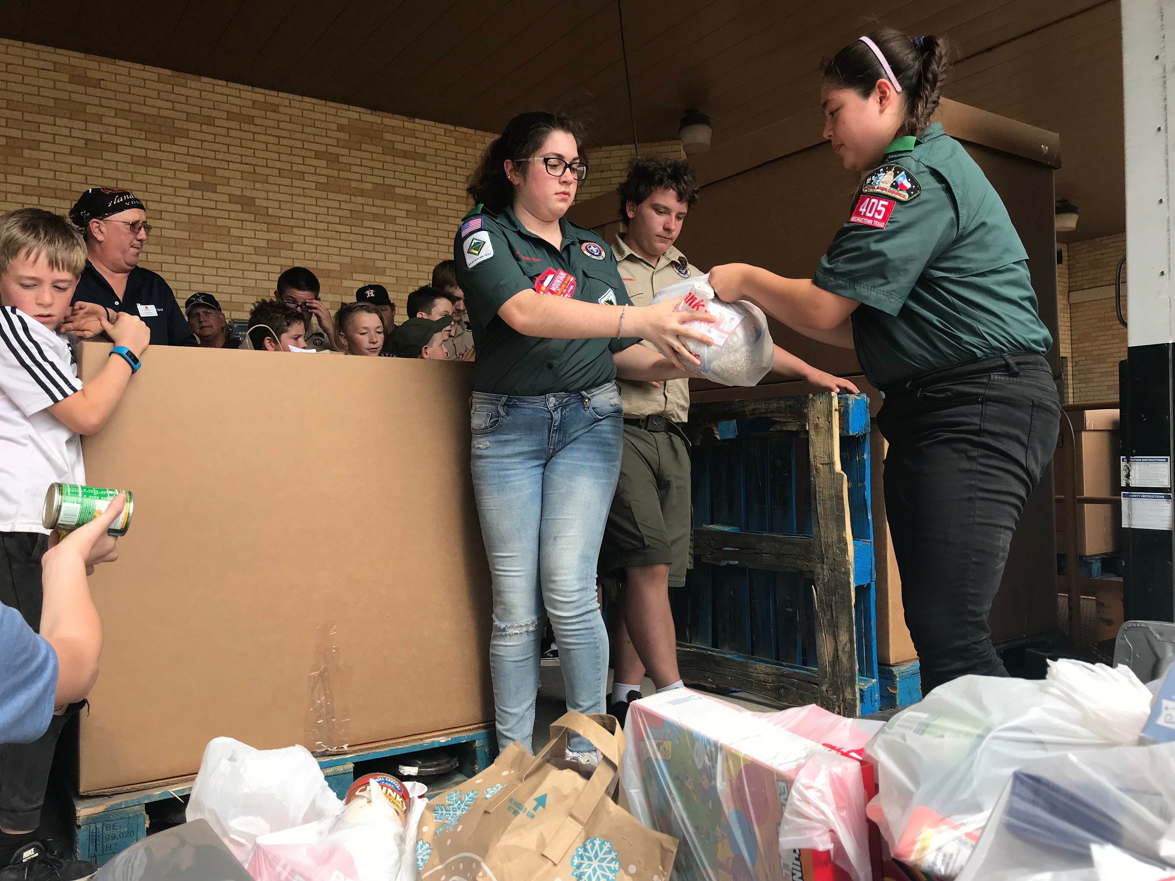 Stamp Out Hunger Food Drive Results are In!