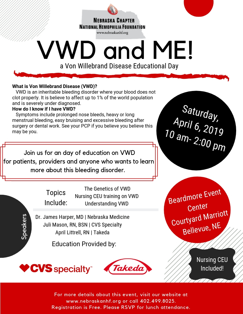 VWD Education Day