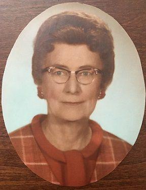 Orr - Margaret R. Orr Memorial Scholarship