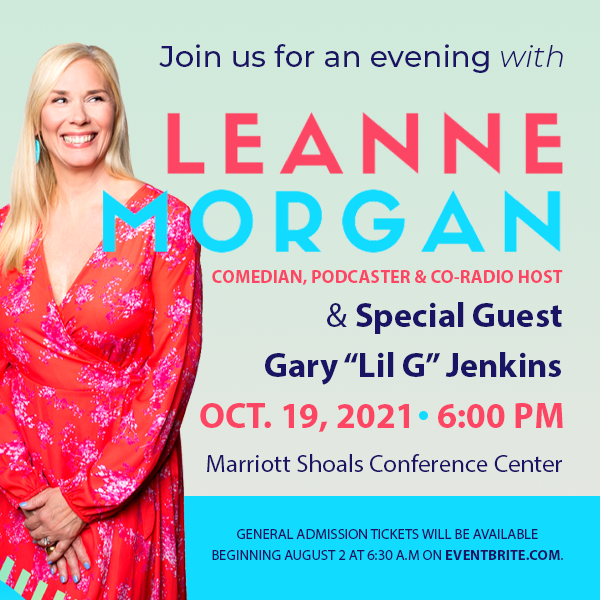 Leanna Morgan Comedy Event