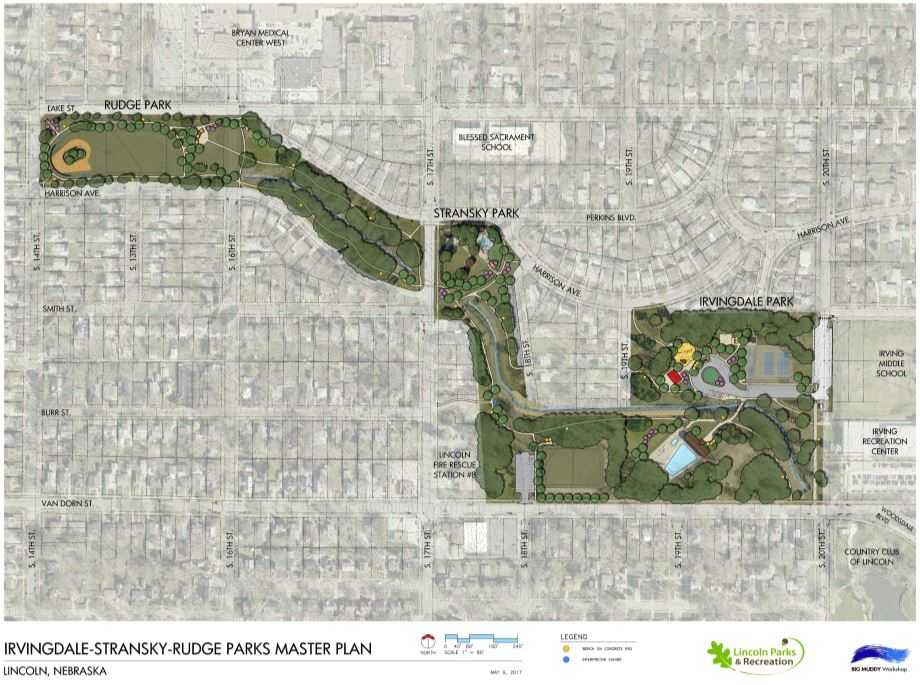 Reviving a Historic Park Corridor