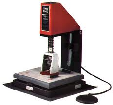 Pierce Socbox Custom Numbering Machine