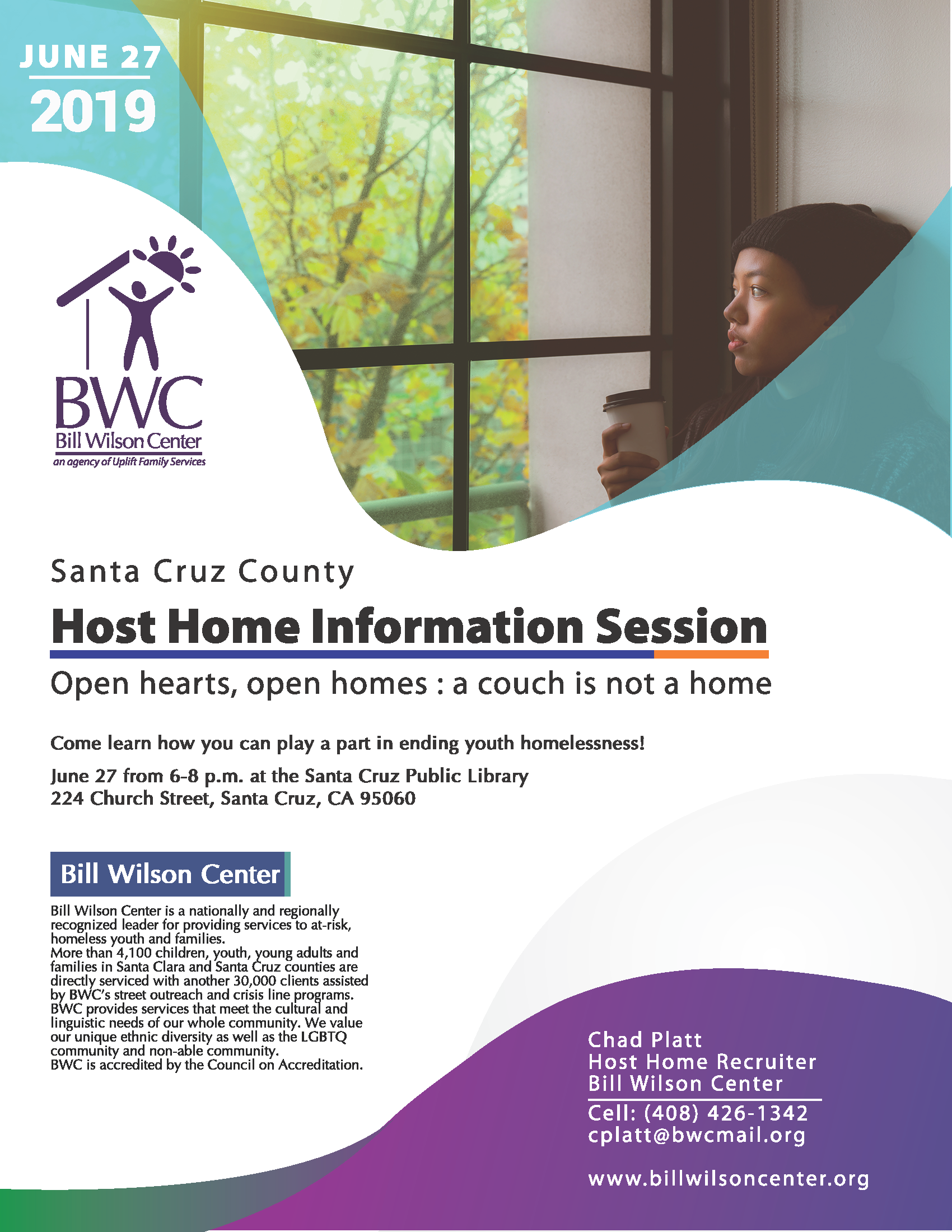 Santa Cruz Host Home Information Session