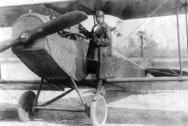 Women Pioneers in Aviation PD