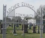 Archer Evangelical Community Cemetery