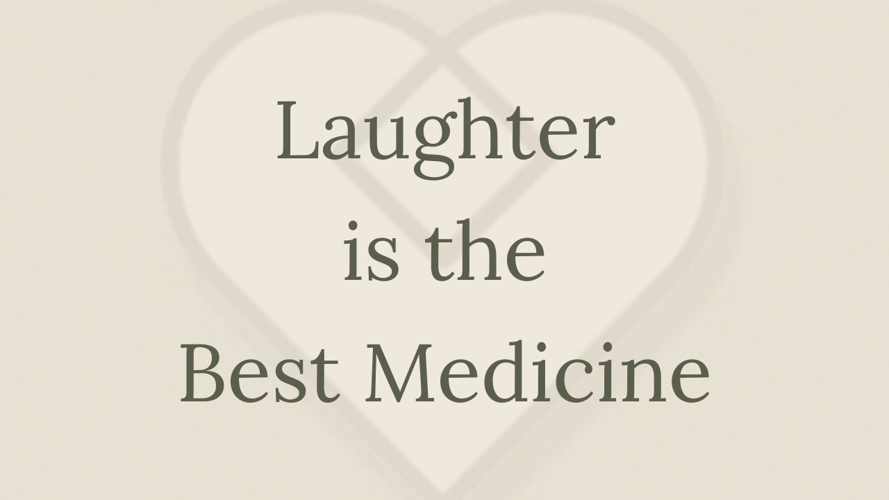 Mental Health Minute: Laughter is the Best Medicine