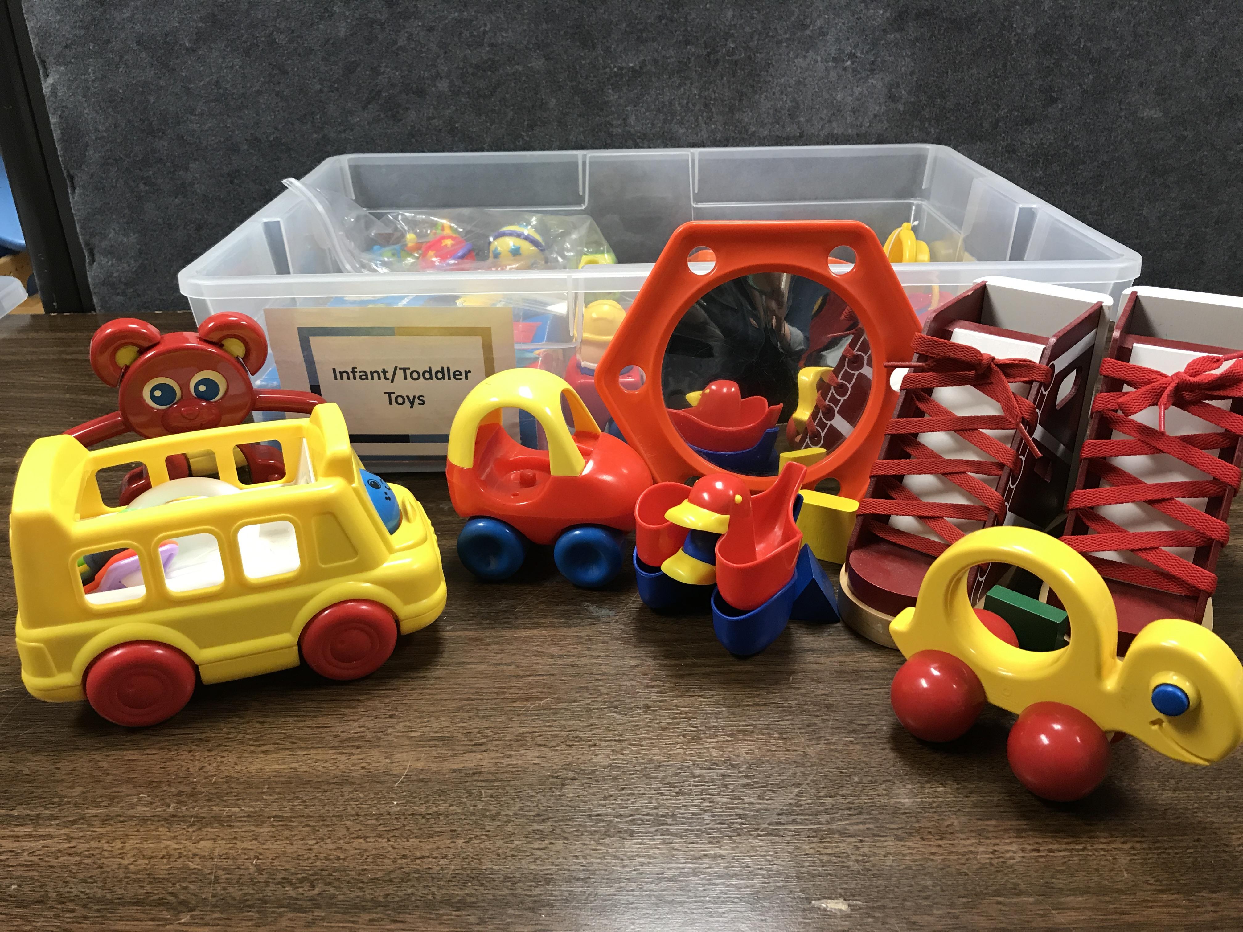 Infant Toddler Toys 2
