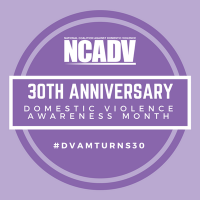 Read more about the importance of Domestic Violence Awareness Month