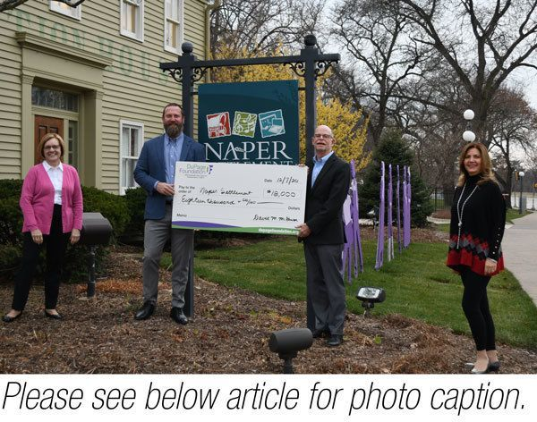 DuPage Foundation Grants $763,192 From Two Grant Programs