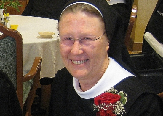 Sister Kevin Celebrates 40th Anniversary of Profession