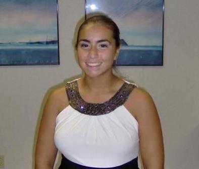 Rosalva - Waco High School Graduate