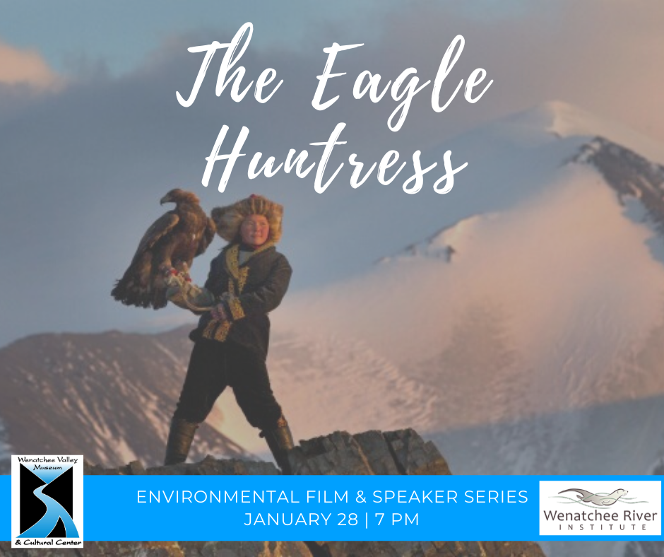 "Environmental Film & Speaker Series: ""The Eagle Huntress"""