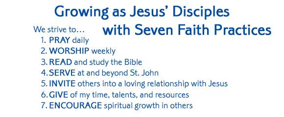 *7 Faith Practices