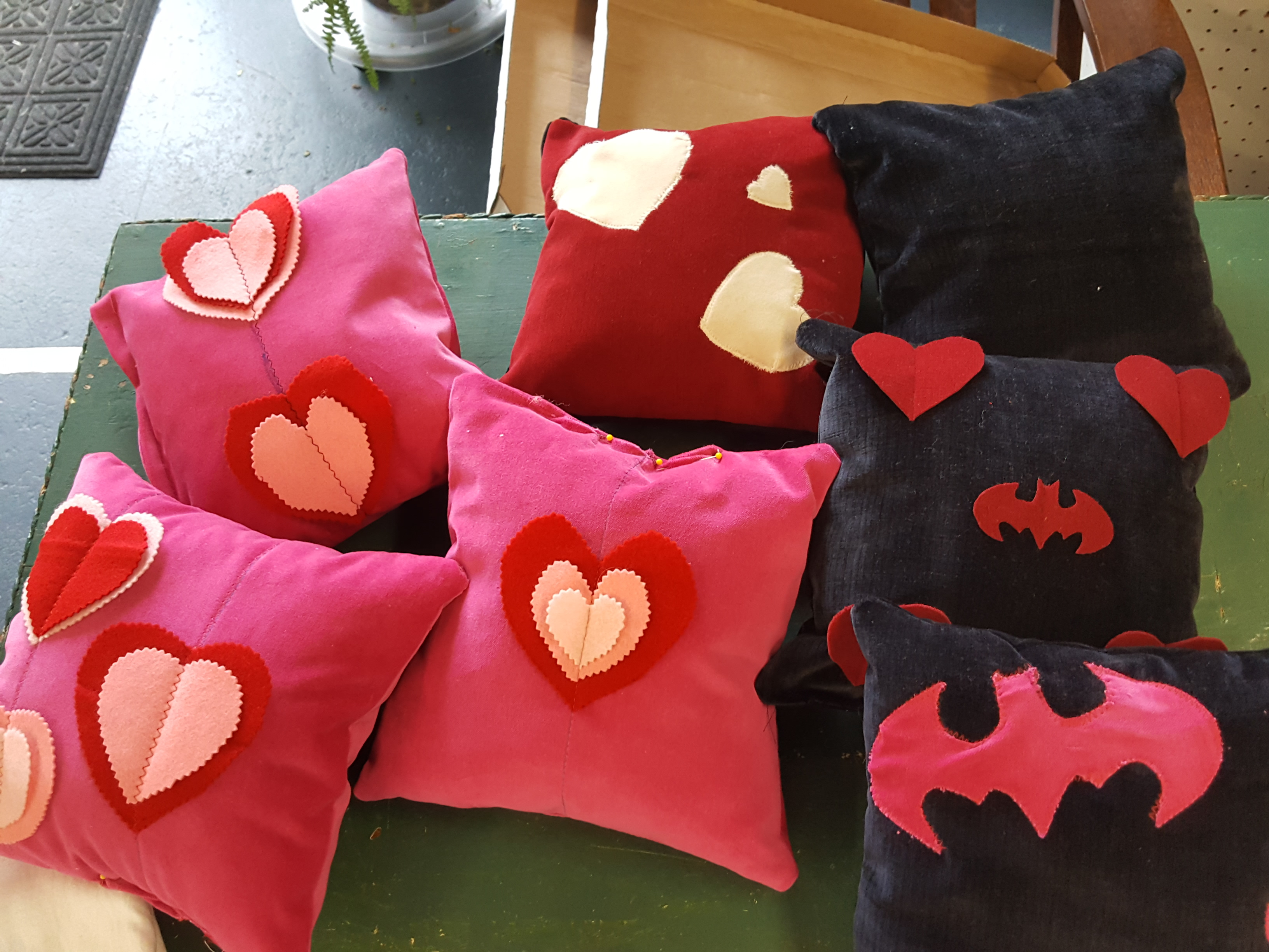 Valentine Craft Day 2017
