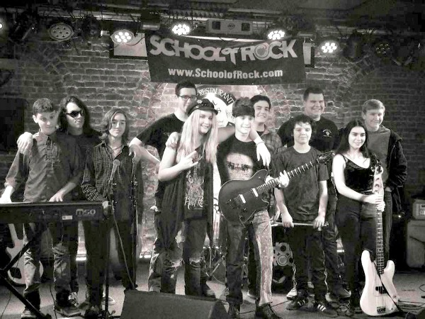 School of Rock Montclair HouseBand
