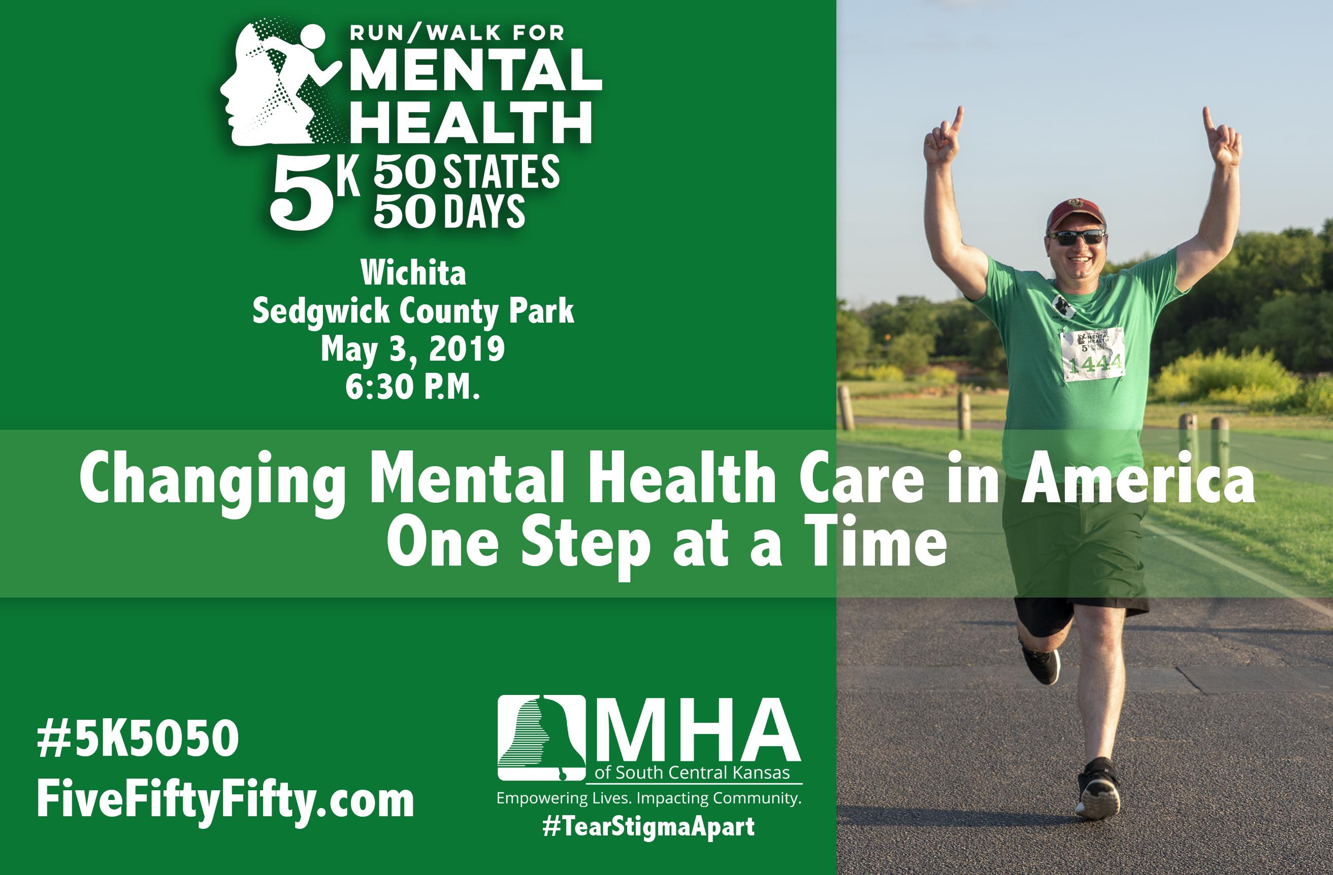 5K 50 States in 50 Days Run/Walk