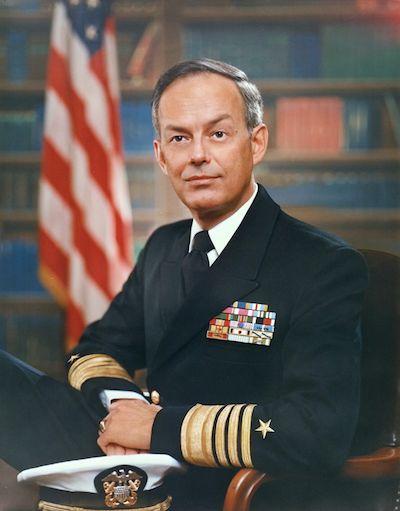 Admiral Bobby Inman, USN (RET)