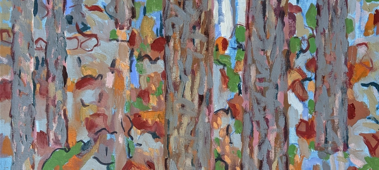Sheryl Southwick's 'Woodland Sketches' now on view
