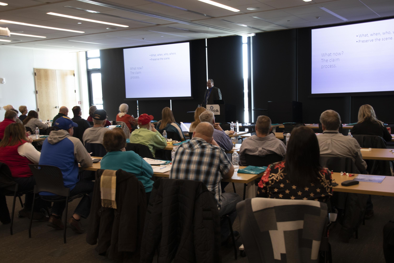 Risk Management Seminar in Kearney