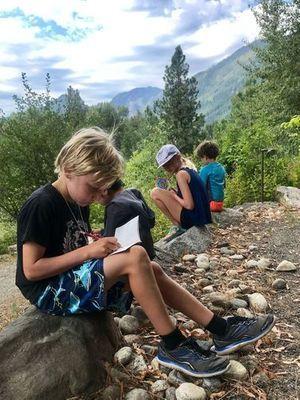 Naturalist Camp (Grades 1-6)
