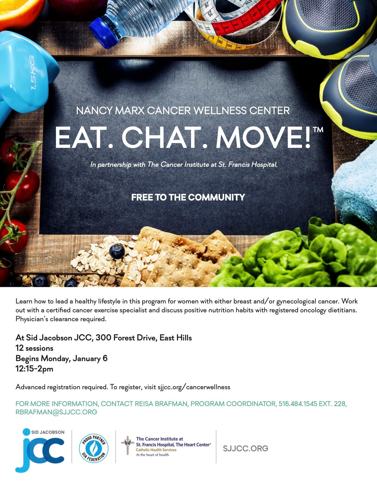 EAT.CHAT.MOVE