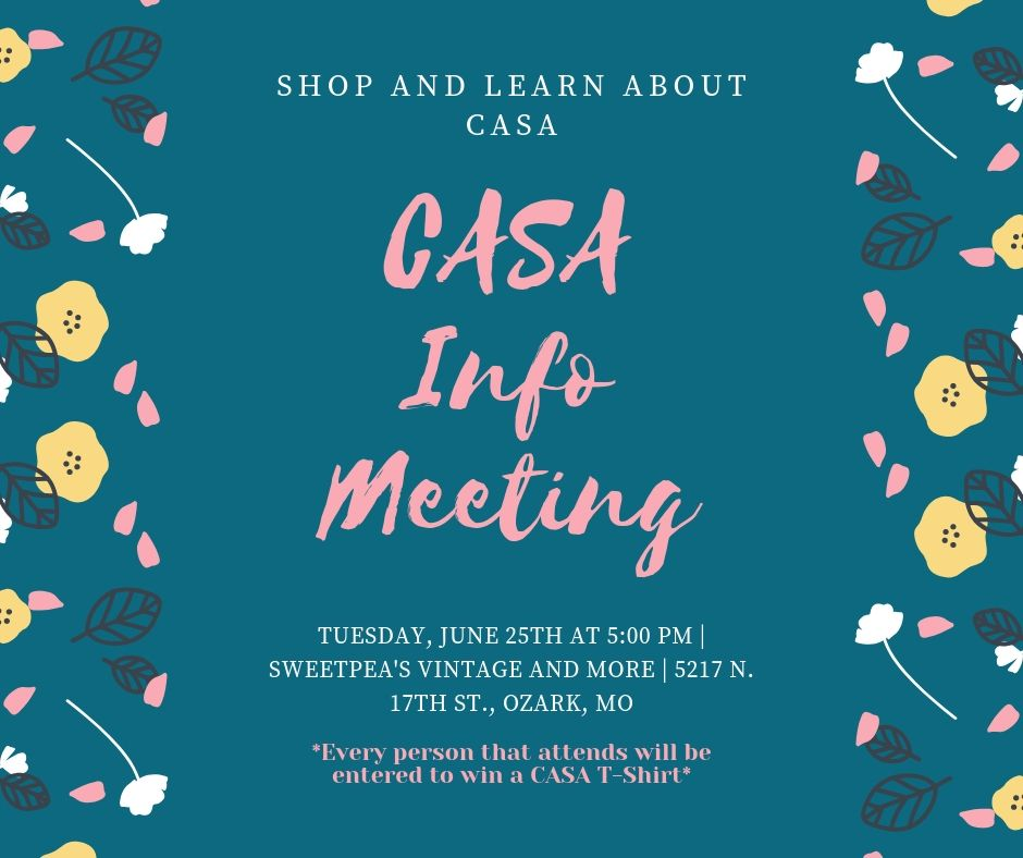 CASA Christian County Information Meeting