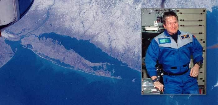 An Evening with Long Island Astronaut Bill Shepherd