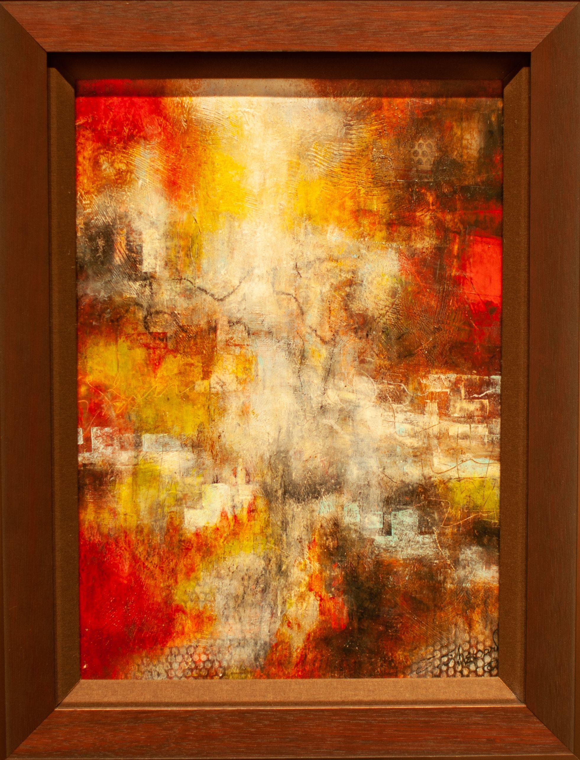 "Sandy Shepard - ""Forest Fires"""