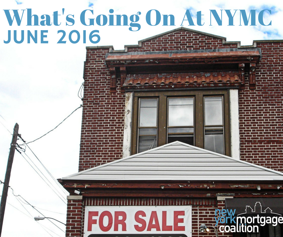 What's Going On: June 2016