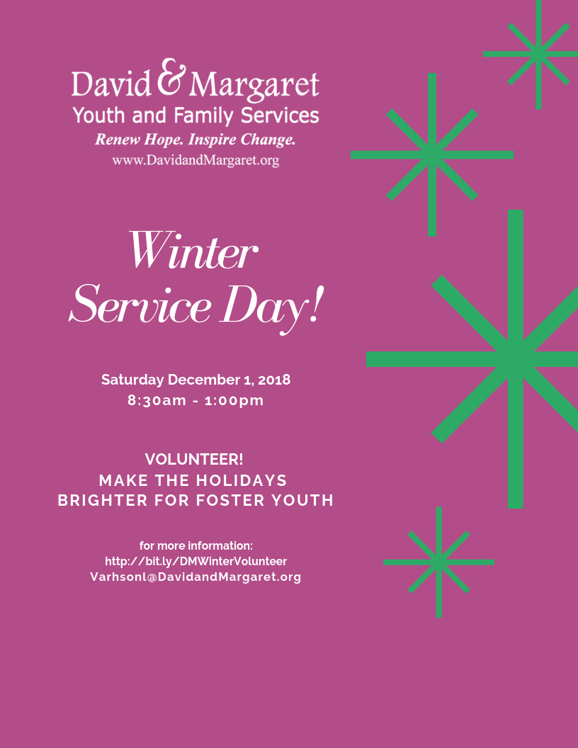 Winter Service Day
