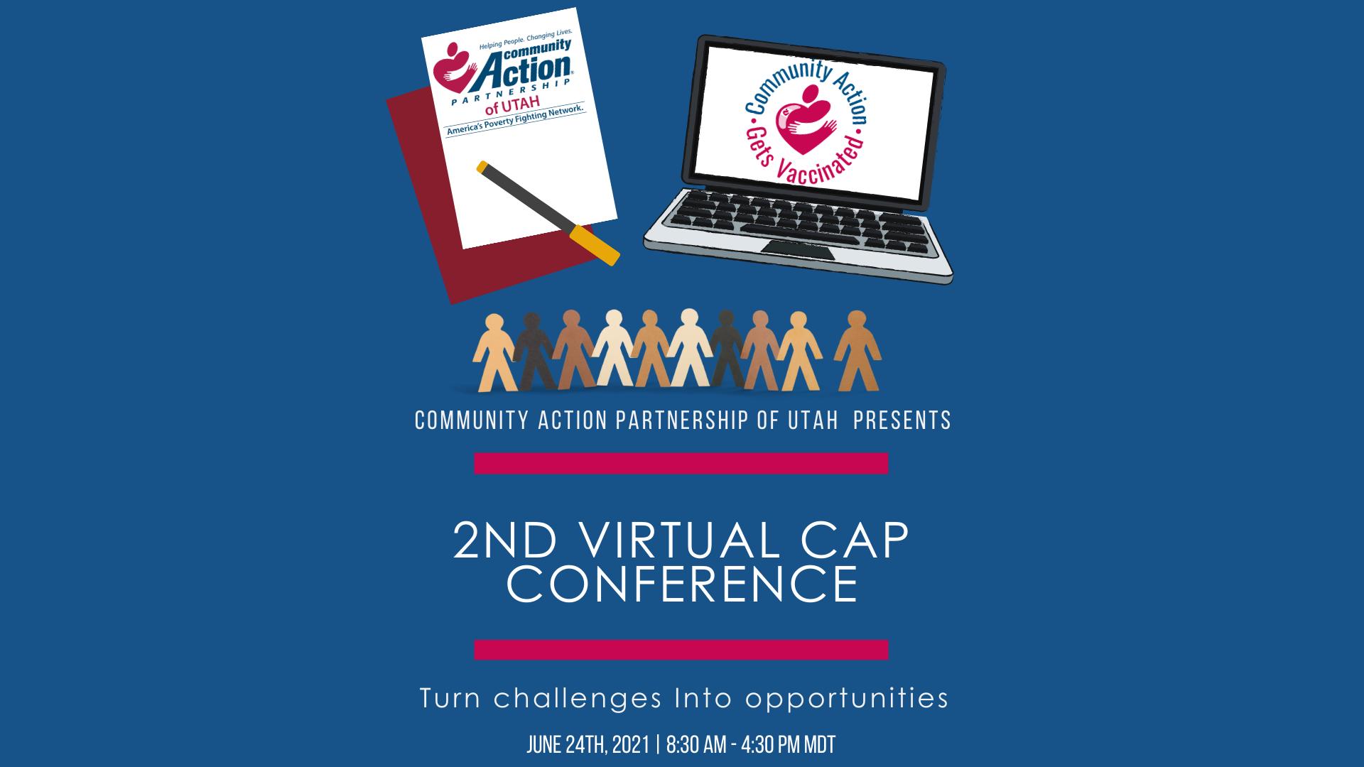 CAP Utah - 2nd Virtual Conference