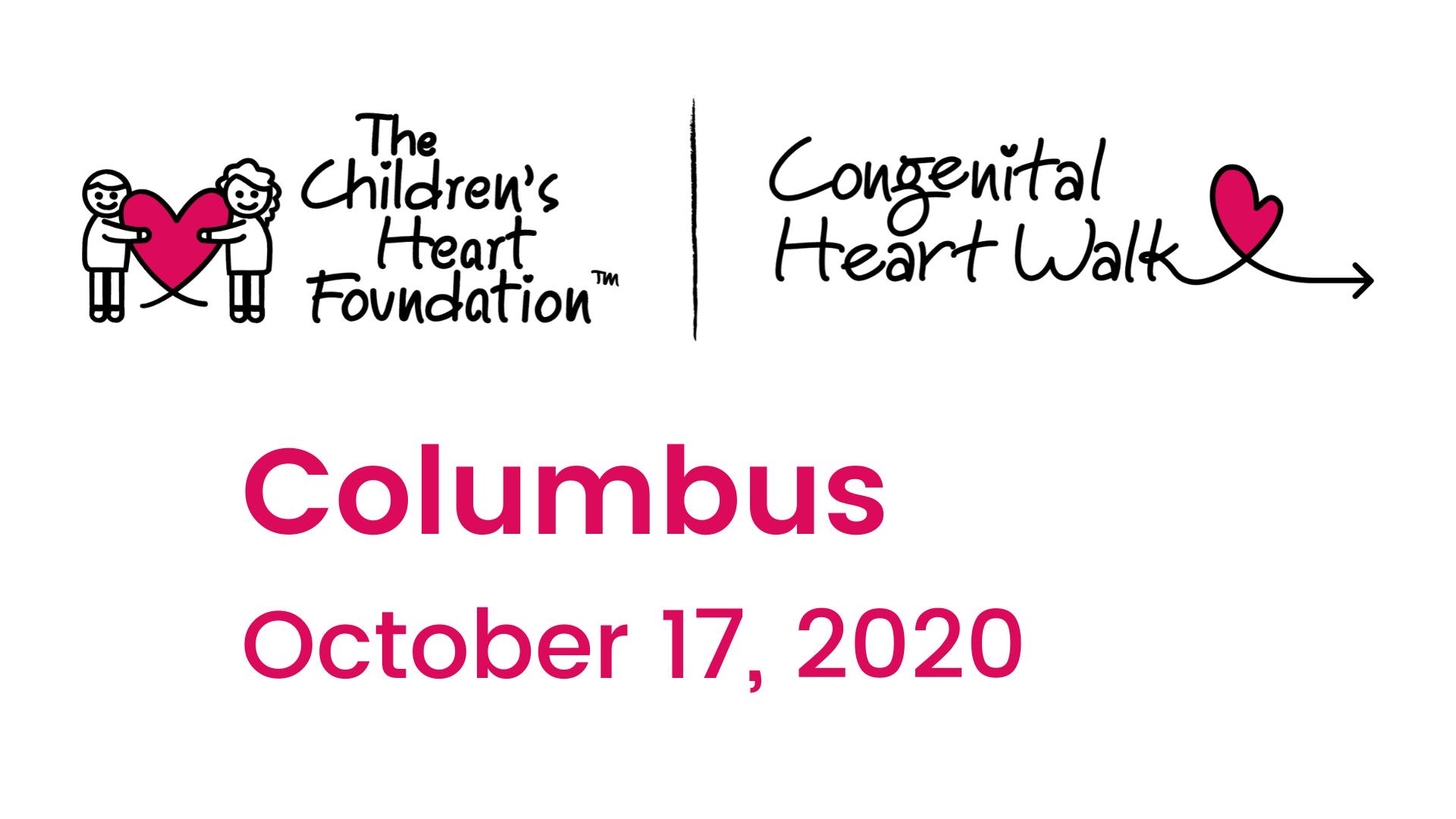 Columbus Congenital Heart Walk (Ohio)