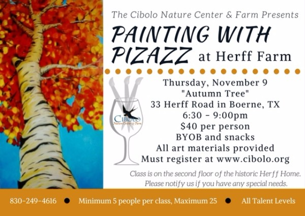 FARM:  Painting with Pizazz