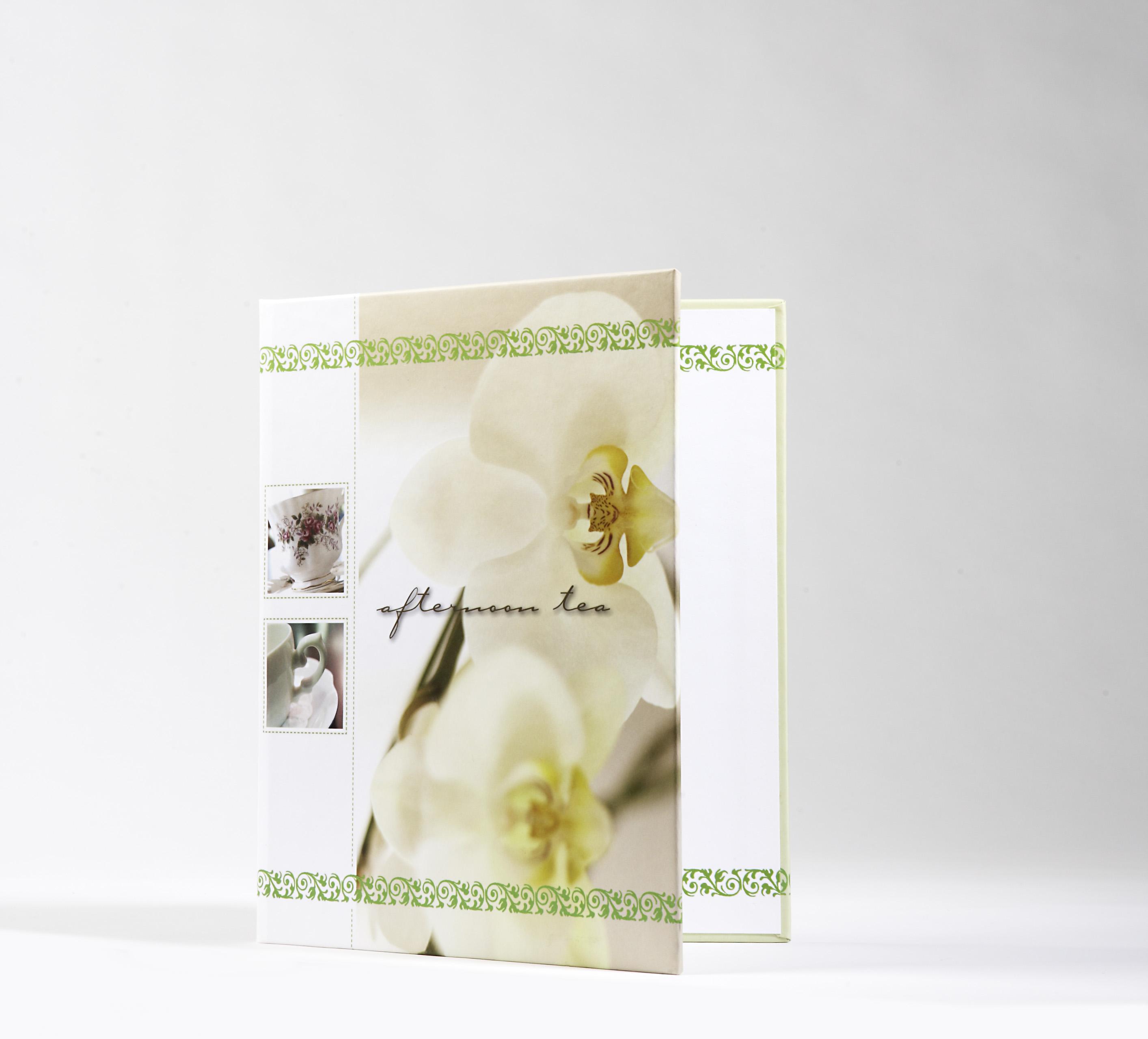 Folder - Afternoon Tea
