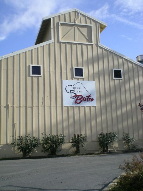 Exterior building sign - Spot-On Signs & Graphics Diamond Springs CA