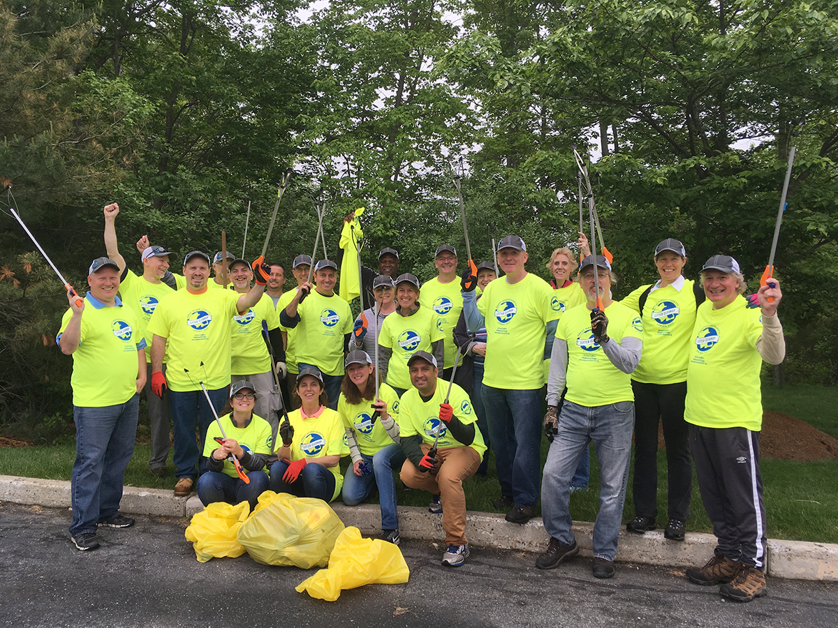 Join the 2018 Great Massachusetts Cleanup