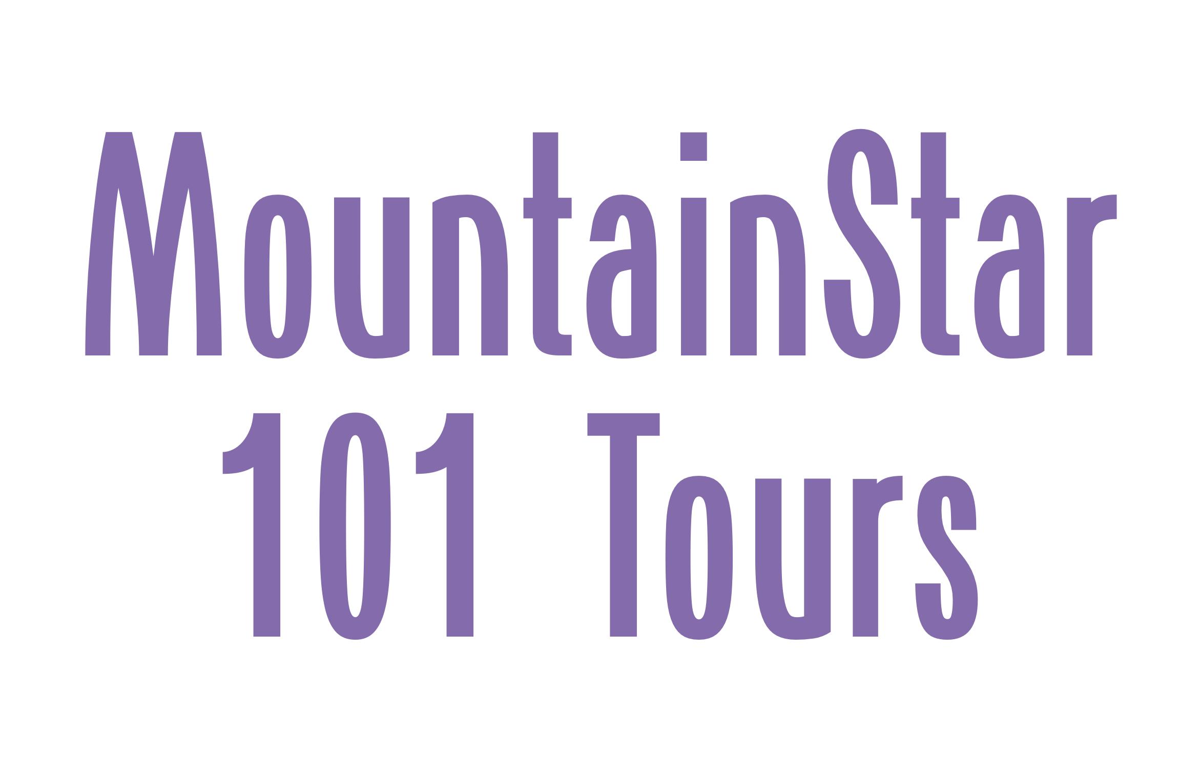 MountainStar 101 Tours