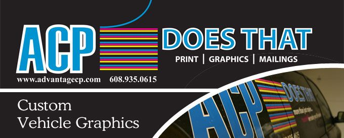 Get Noticed! - Custom vehicle graphics from ACP