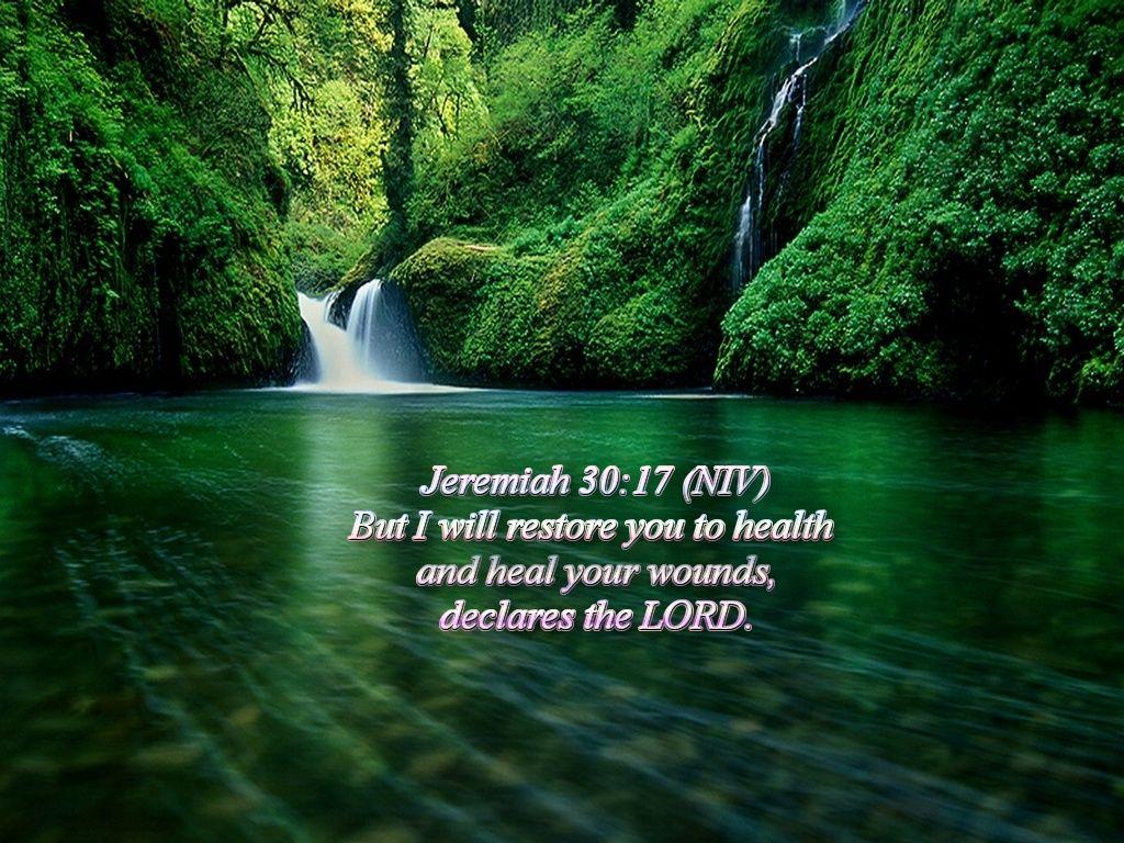 Night of Healing Testimony