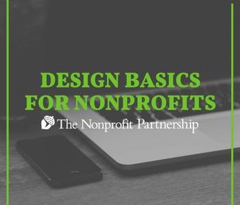 Design Basics for Nonprofits