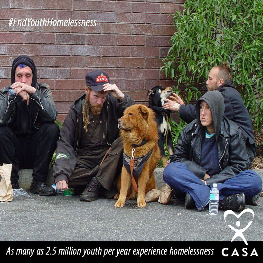 Raising Awareness of Homelessness in Foster Care