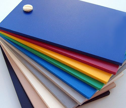 PVC Sign Material Sintra